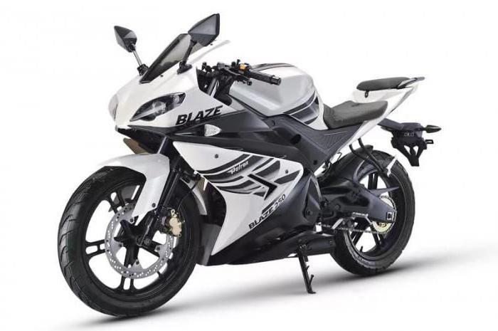 Мотоцикл Patron Blaze 250: характеристики и отзывы