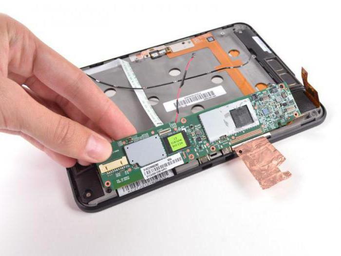 ремонт китайских планшетов своими мруками