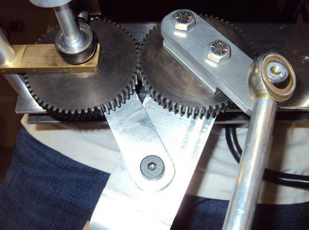 кривошипно-кулисный механизм