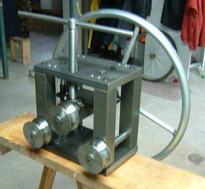 станок для ручной гибки металла