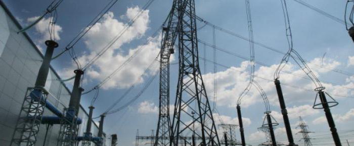 мощность энергосистемы
