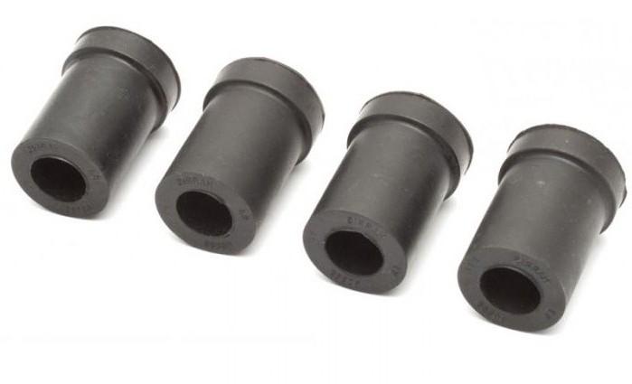 резиновые втулки задних амортизаторов