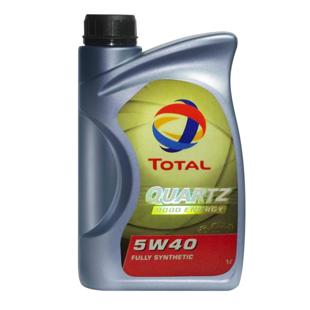 масло тотал 1 литр