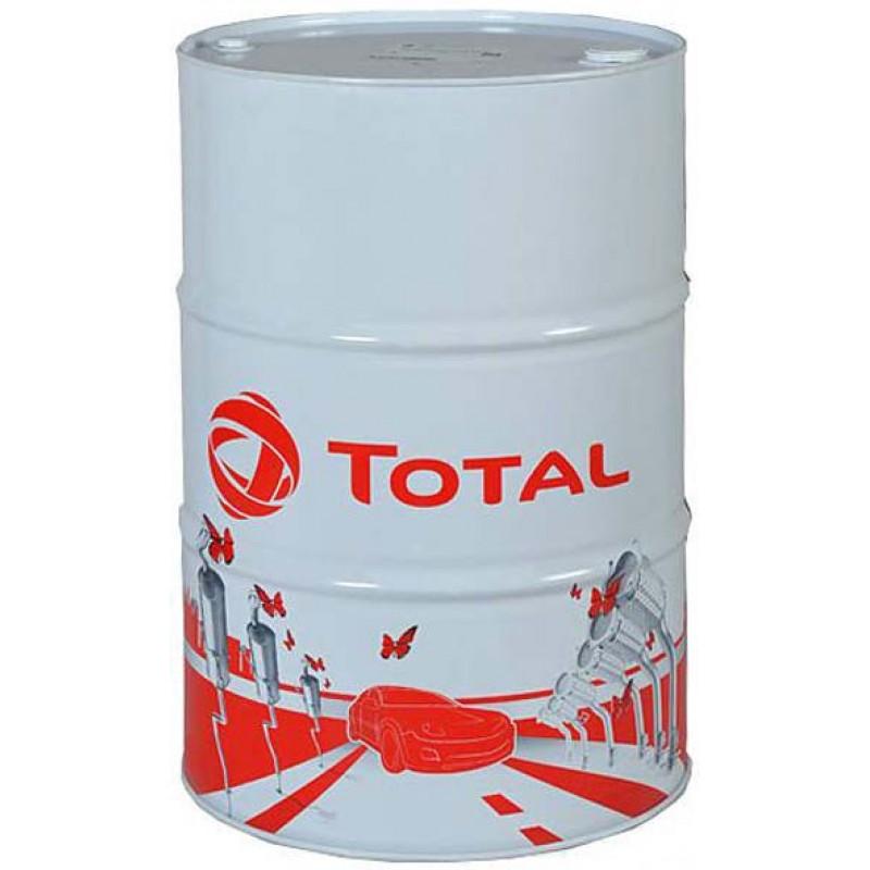 масло тотал 208 литров
