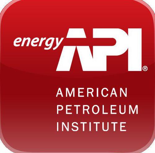 Американский институт нефти