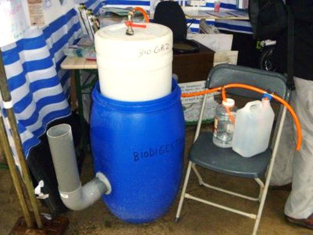 Barrel assembly