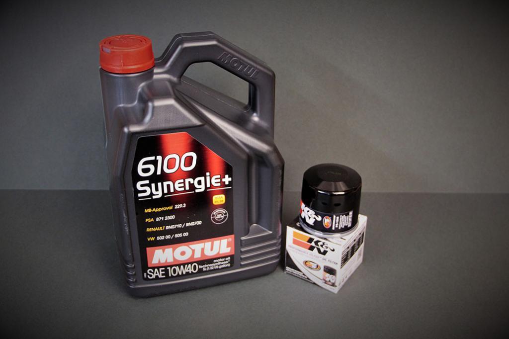 Моторное масло Motul 5w30