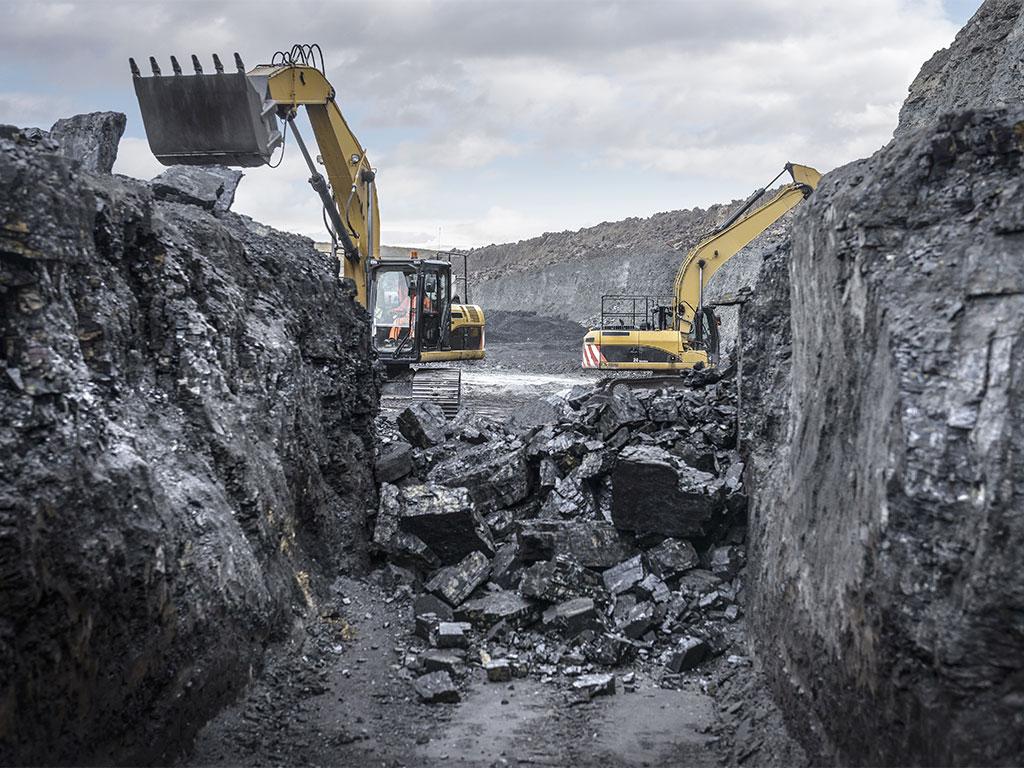 Добыча угля в россии картинки