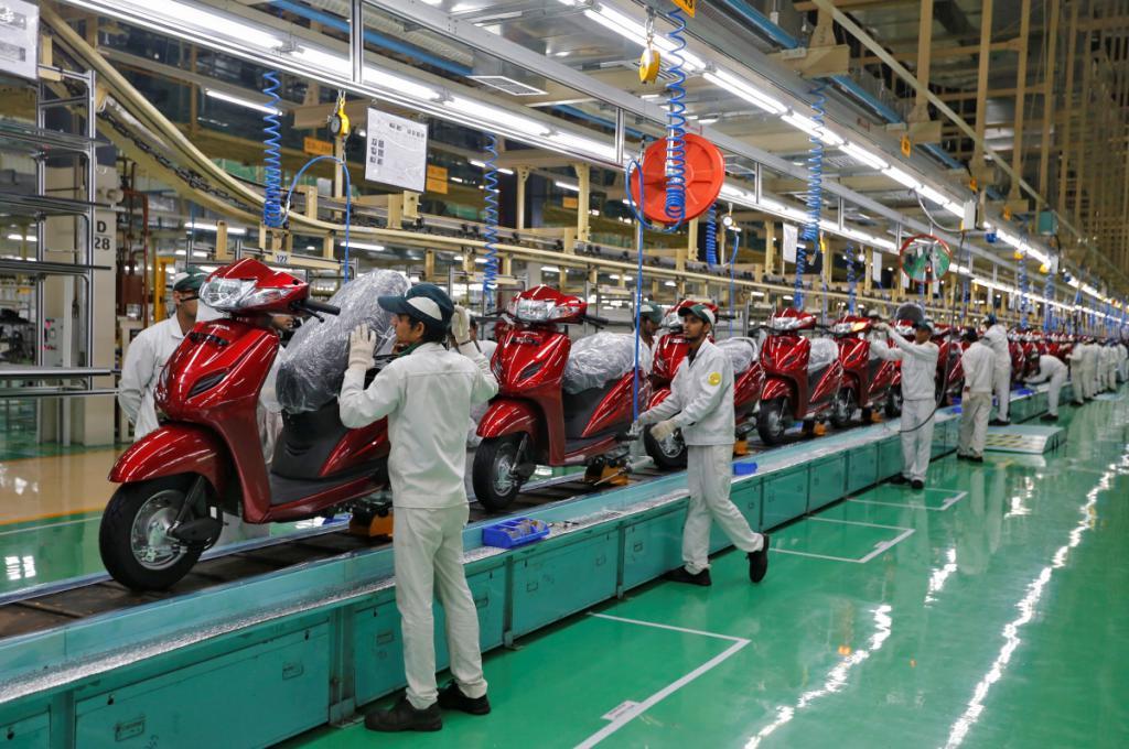 Обрабатывающее машиностроительное производство