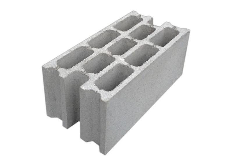разновидность облицовочного блока