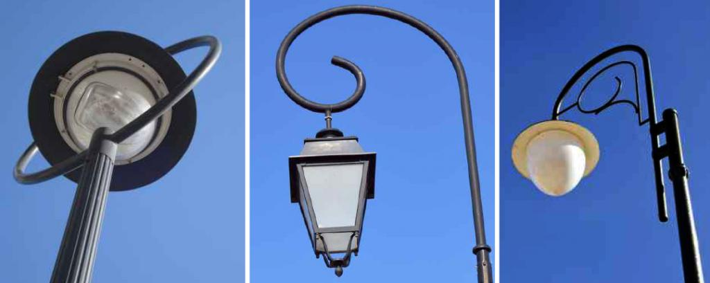 декоративные осветительные приборы
