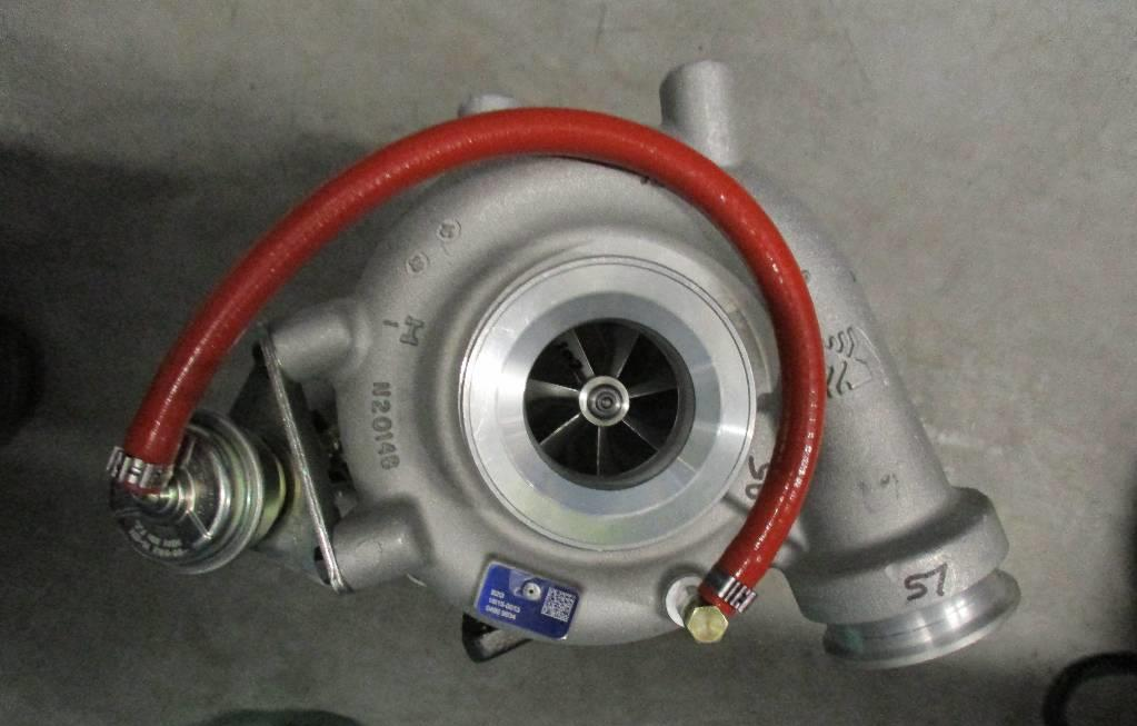 устройство турбокомпрессора для двигателя внутреннего сгорания
