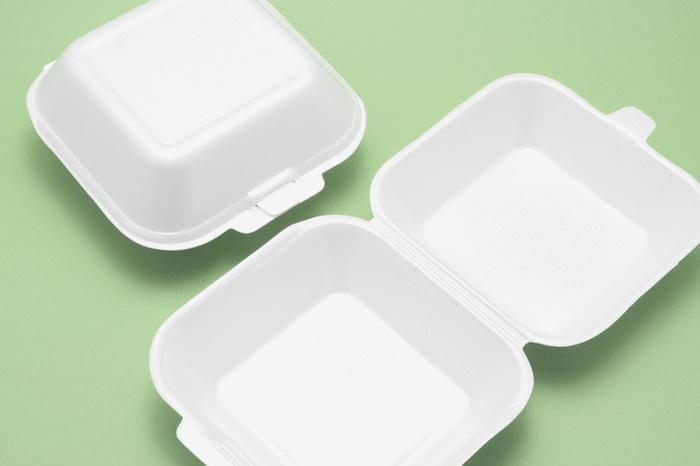 контейнеры из полистирола