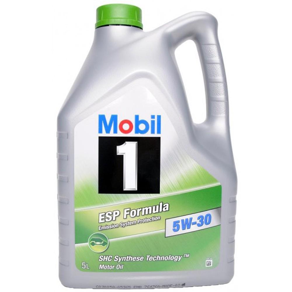 мобил 1 формула