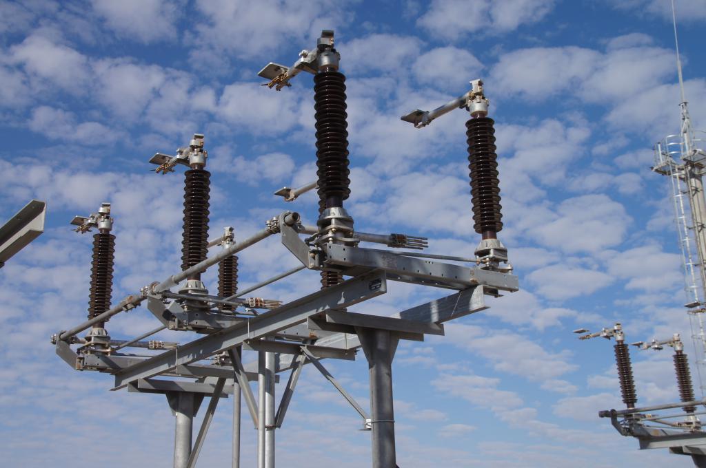 Линия энергопередачи