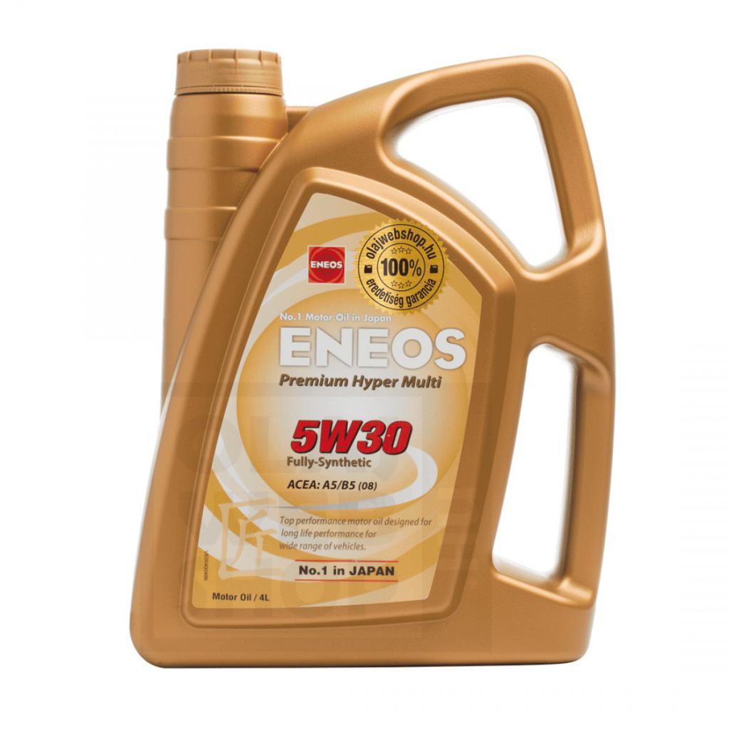 Масло Eneos: характеристики, цена, отзывы