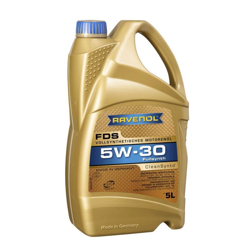 Моторное масло Ravenol 5W30: виды, описание, отзывы