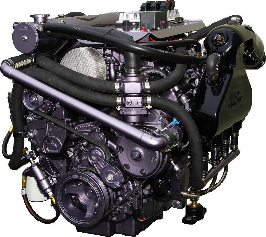 двигатель с трубками