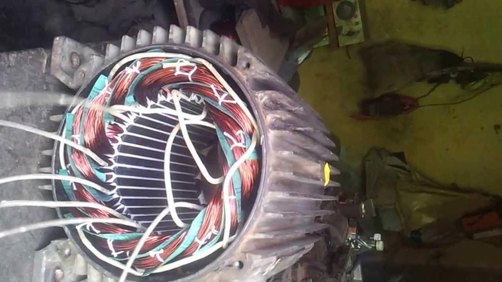 кабели для подключения двигателя