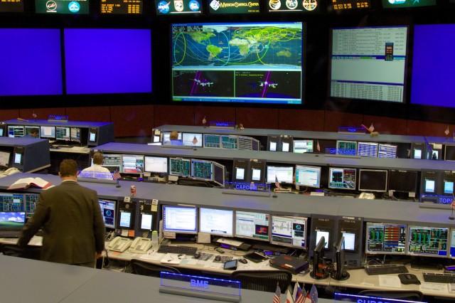 диспетчерский пункт компьютеризированный