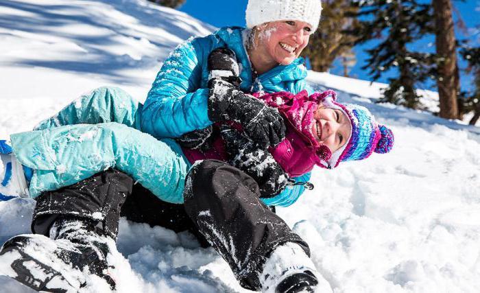 женские зимние костюмы для прогулок с детьми