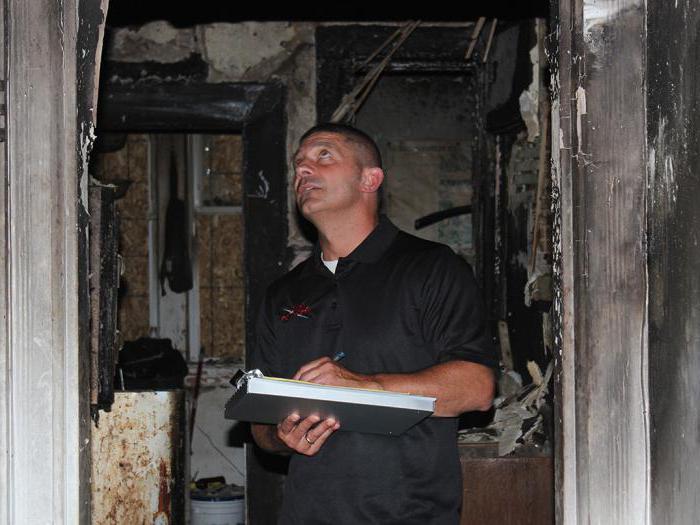 уборка после пожара и ремонта