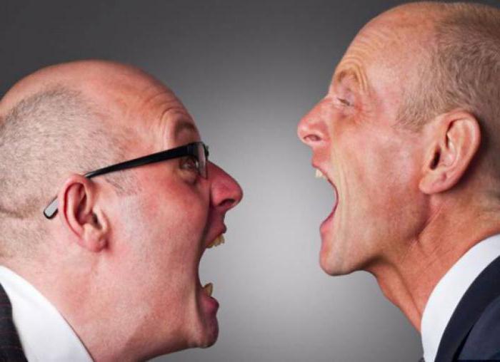 приступы агрессии у мужчин причины