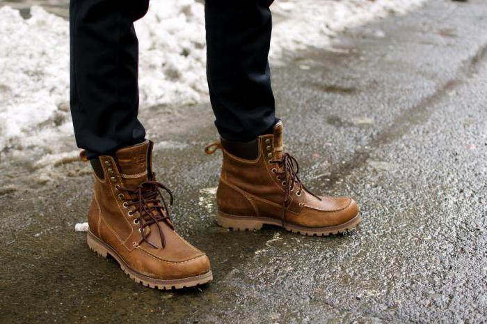 Как выбрать мужские ботинки зимние? Советы, отзывы о производителях