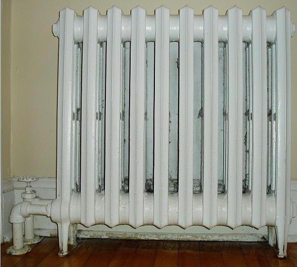 температура радиаторов отопления нормы
