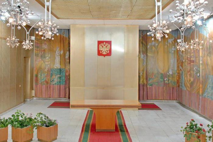 ЗАГС в Екатеринбурге в Кировском районе: что делает и где находится?