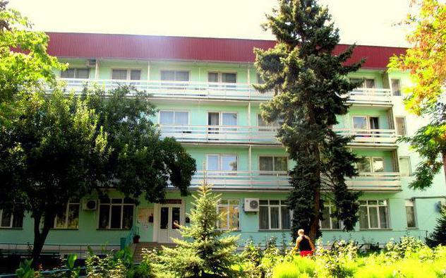 санатории севастополя