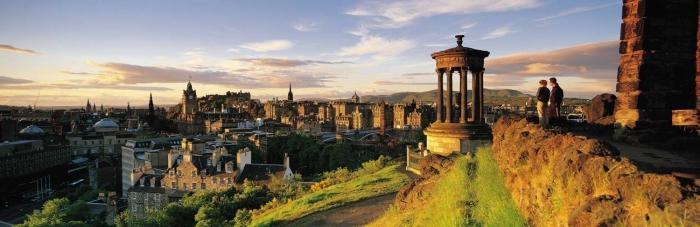 Столица Шотландии