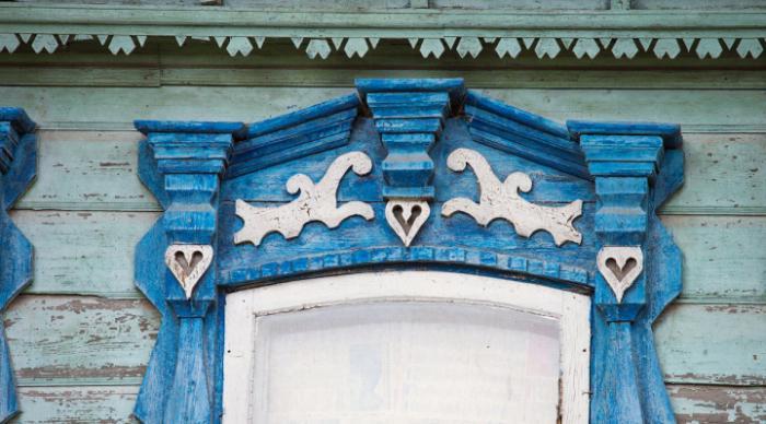 Город Спас-Клепики в Рязанской области. Музей древесного зодчества…