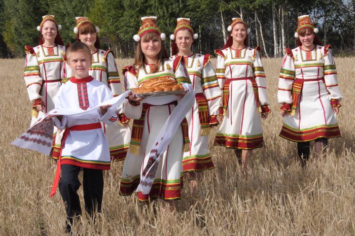 Названия народов россии, традиции.