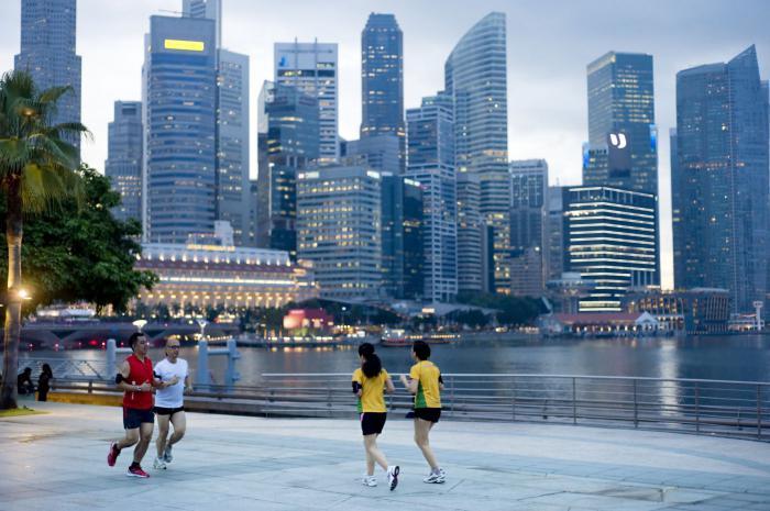 в какой стране находится сингапур