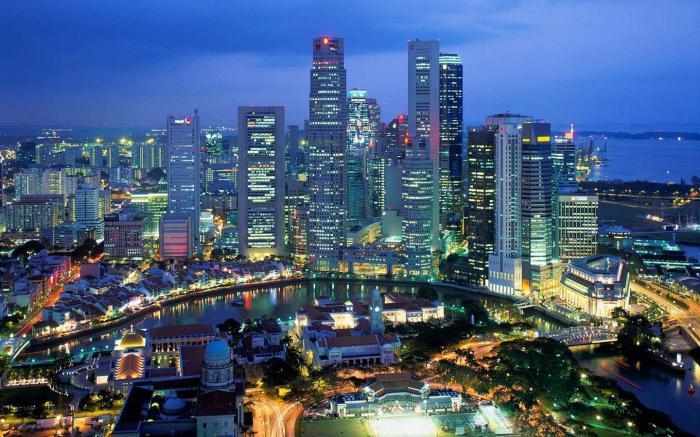 к какой стране относится сингапур