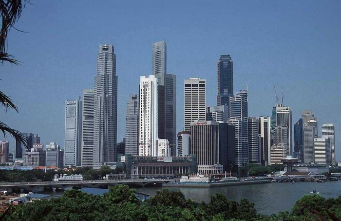 сингапур какая страна рядом