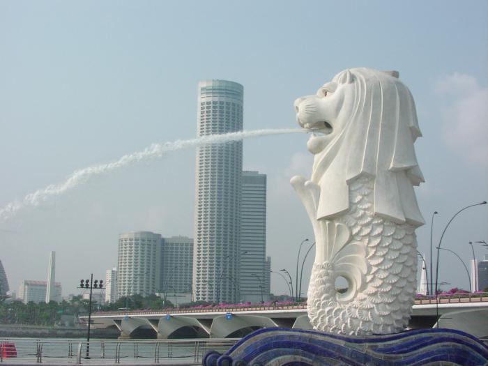 сингапур столица какой страны