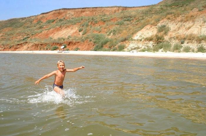 особенности азовского моря для купания такое белье