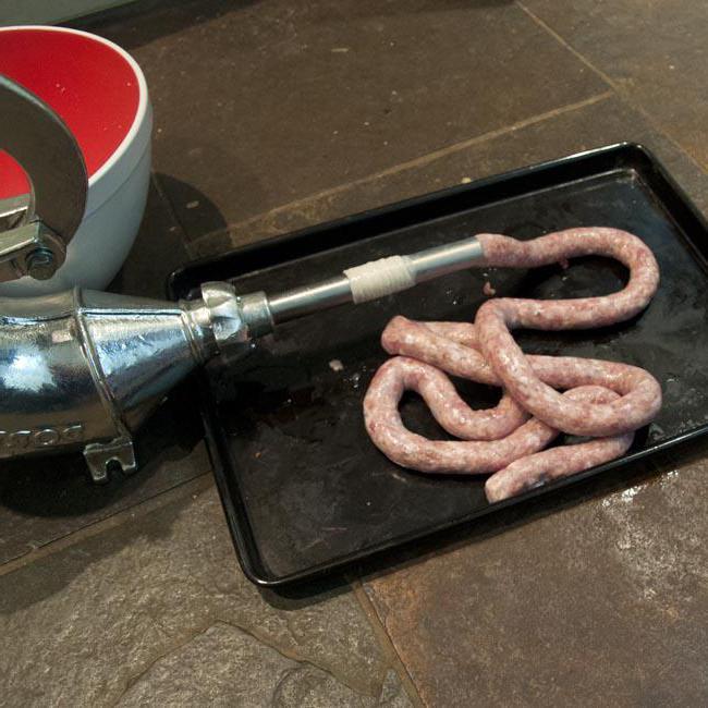 клипсатор для колбасы своими руками