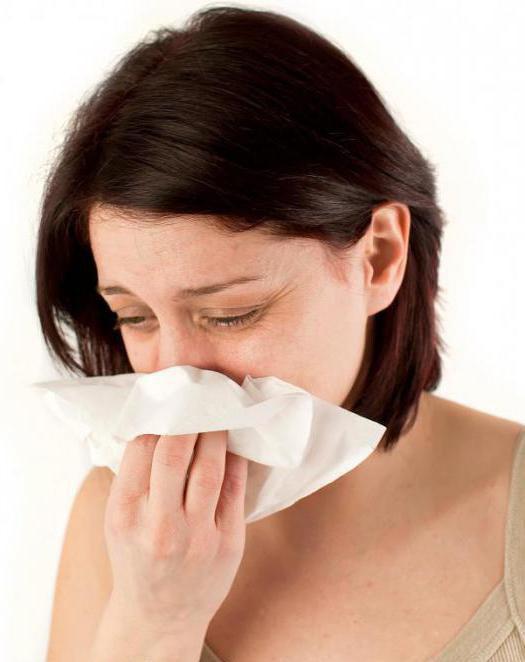 Грибок в носу: симптомы, лечение, фото