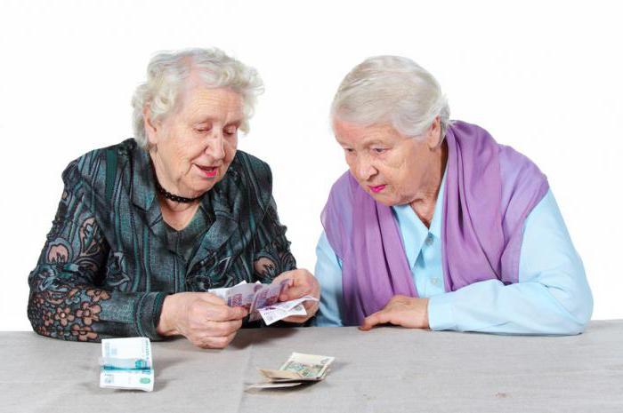 Какая надбавка к пенсии положена ветерану труда