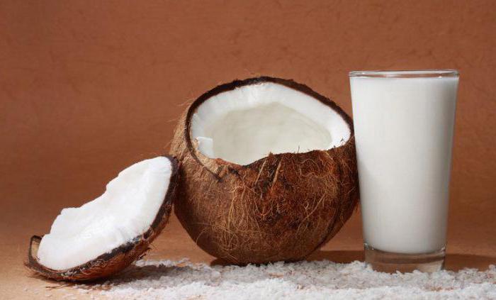 аллергия на кокосовое