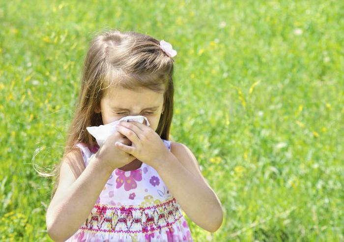 аллергический фарингит симптомы у детей
