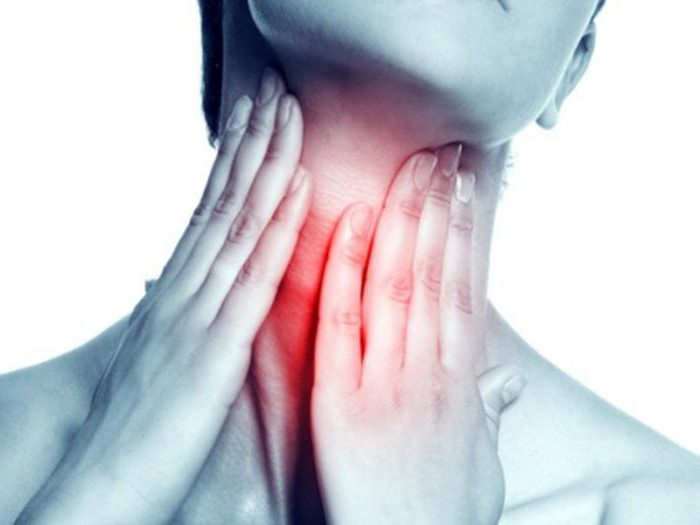 аллергический ринит фарингит