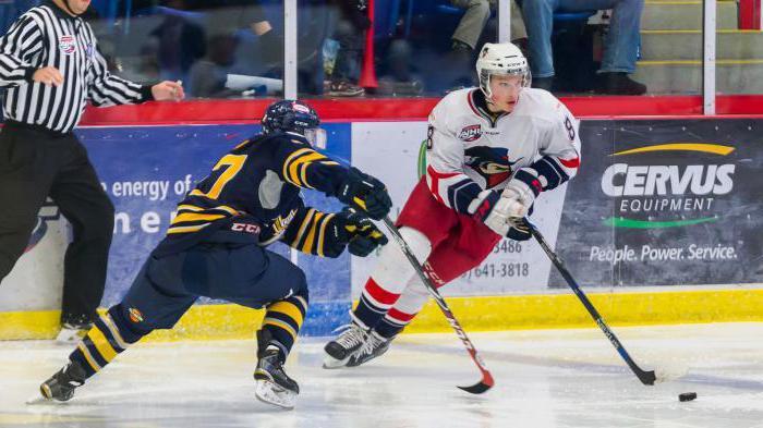 правила силовых приёмов в хоккее
