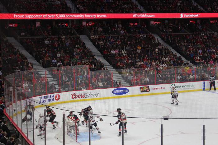 силовой приём мельница в хоккее