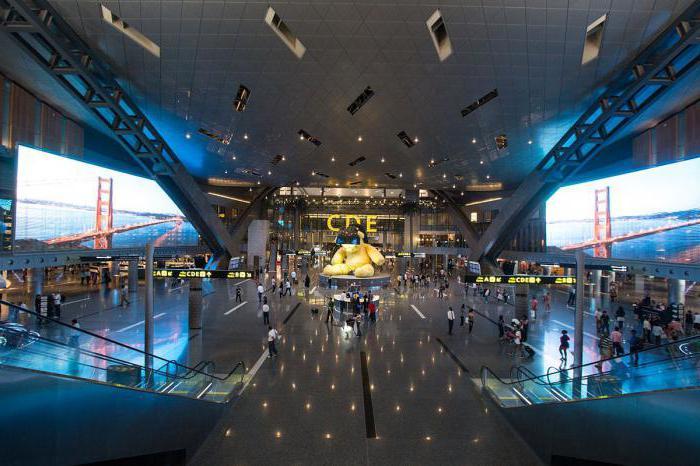 аэропорт хамад