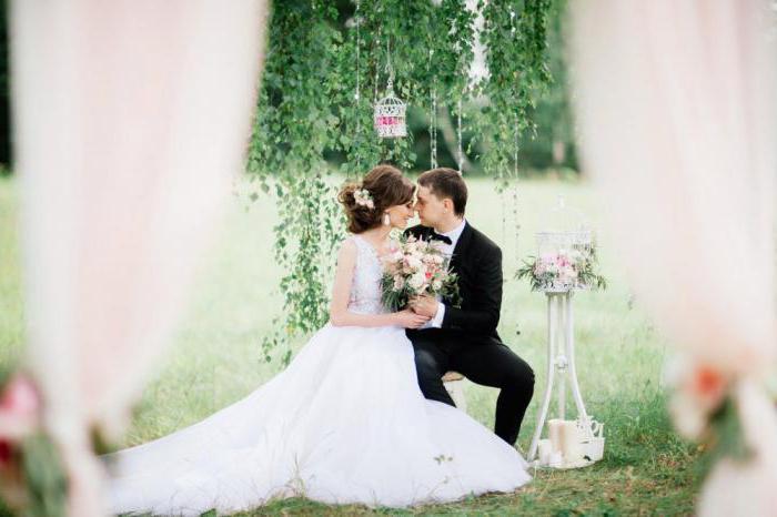 Сценарий выездной регистрации брака. Организация и оформление выездной регистрации брака