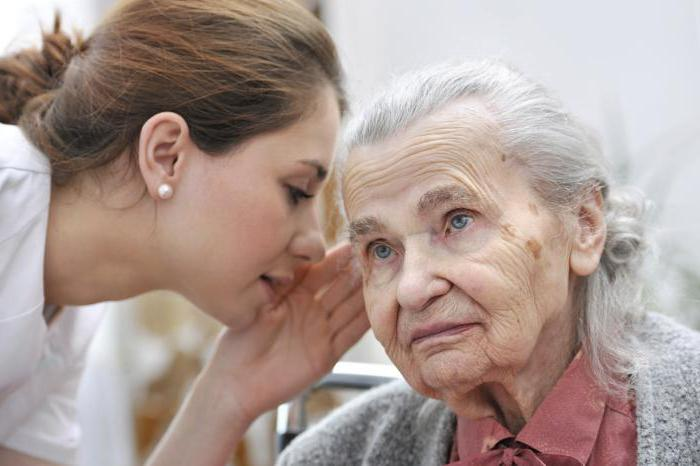 ухудшение слуха причины и лечение